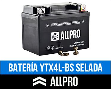 Batería ALLPRO 5Ah sellada - scooters