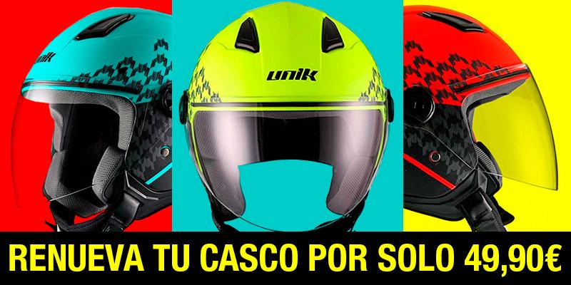 PROMO CASCOS UNIK CJ-16