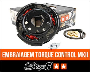 EMBRAGUE STAGE6 RACING TORQUE CONTROL MKII