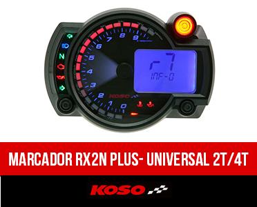 Marcador KOSO RX2N