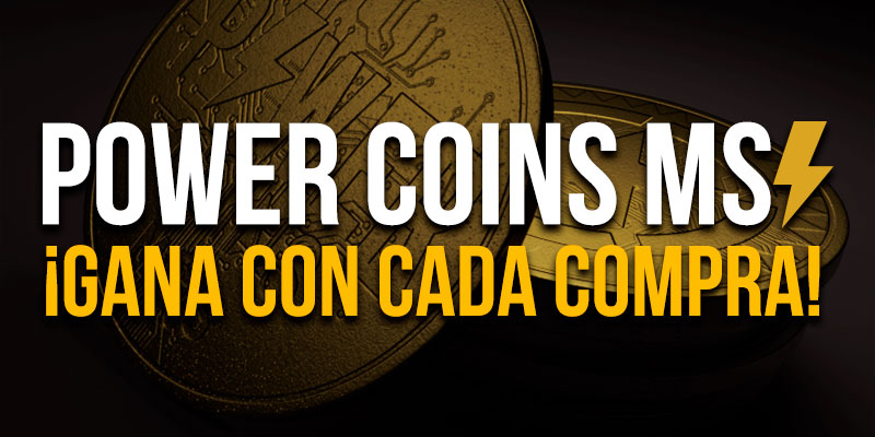 POWER COINS MS
