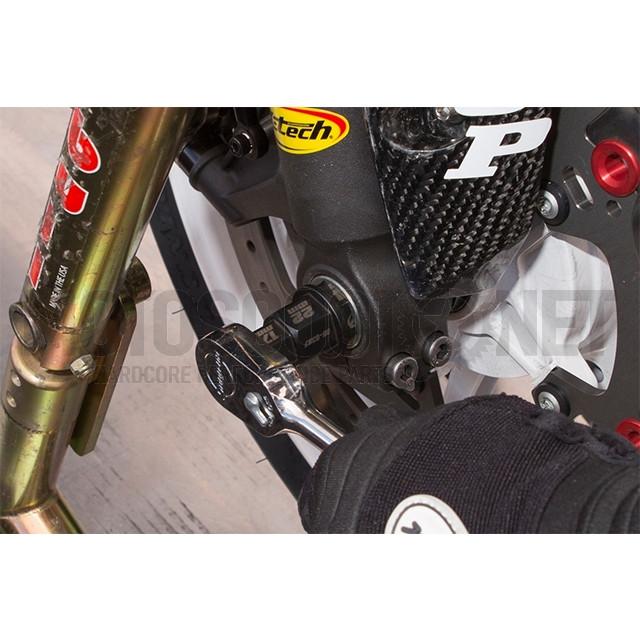 Herramienta eje de rueda hexagonal 17 /19 / 22 / 24 Chromoly Motion Pro ref: 08-0397
