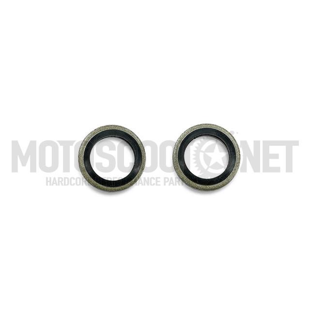 Interruptor luz de freno hidráulico M10x100 BREMBO/AJP Allpro ref: AP50BS10.100