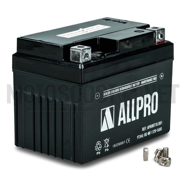 Bateria YTX4L-BS Sellada Allpro Sku:AP50BT10.001 /a/p/ap50bt10.001_02_2.jpg