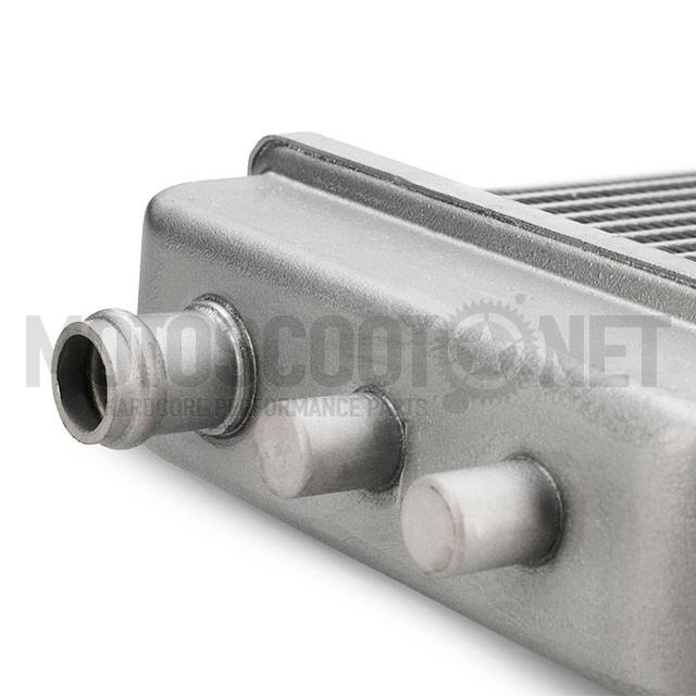 Radiador Derbi Senda R preparado para termocontacto Allpro ref: AP70RT192
