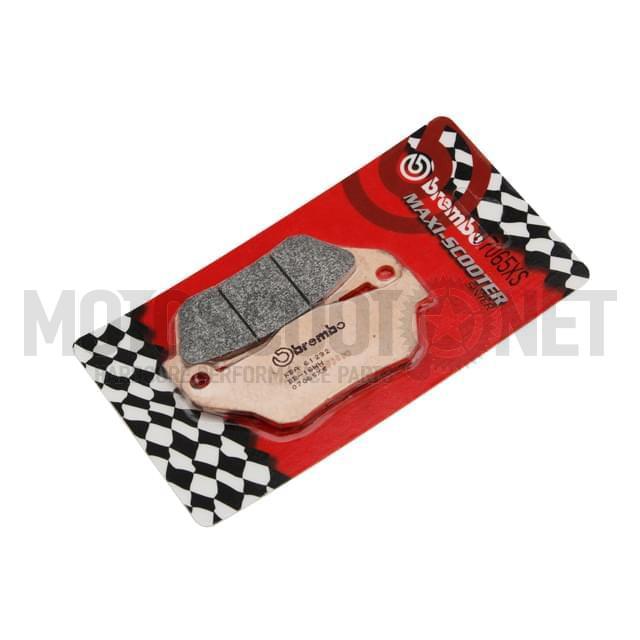 Pastillas Brembo sinterizadas, delant. YAMAHA X MAX 125/250 4T LC hasta 2010 Sku:07065XS /b/r/br07065xs.jpg