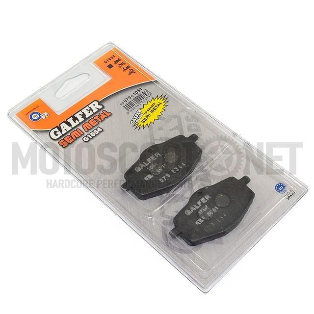 Pastillas de freno Galfer Semi-Metal, Yamaha dt 125 R, XT 600 Sku:FD079G1054 /f/d/fd079g1054.jpg