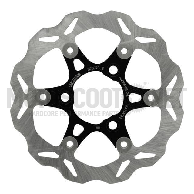 Disco de freno Wave Oversize 220mm Aerox / Honda bali / MBK nitro Galfer Sku:DF037FLS /g/l/gldf037fls.jpg