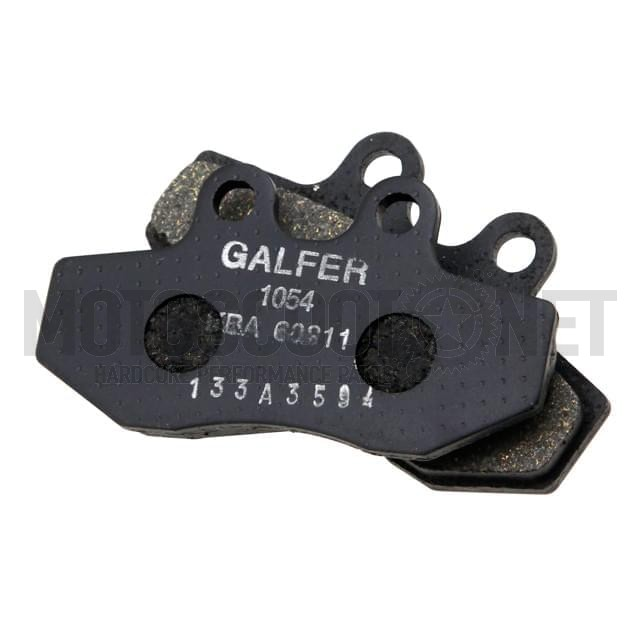 Pastillas de freno Galfer (FD133G1054), Senda DRD Racing, orgánico Sku:FD133G1054 /g/l/glfd133g1054.jpg