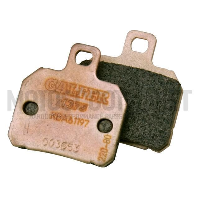 Pastillas de freno Galfer - sinterizados (FD220G1380) , Derbi Senda DRD Pro a partir de 2006, Rieju MRX Pro DELANTERO Sku:FD220G1380 /g/l/glfd220g1380.jpg