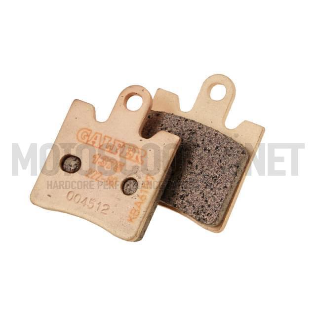 Pastillas de freno Galfer - Metal sinterizadas, SUZUKI BURGMAN AN 250 4T LC (´03-´06) Sku:FD222G1380 /g/l/glfd222g1380.jpg