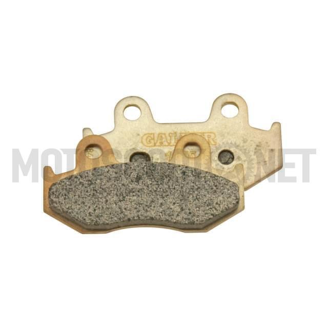 Pastillas de freno (set) Galfer sinterizadas (FD284G1380), Honda Scoopy/ SH Sku:FD284G1380 /g/l/glfd284g1380.jpg