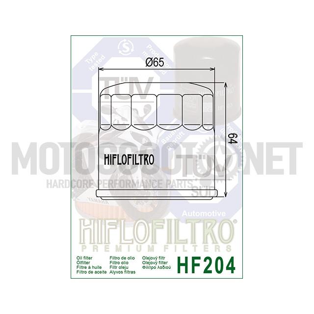 HF204 Hiflofiltro