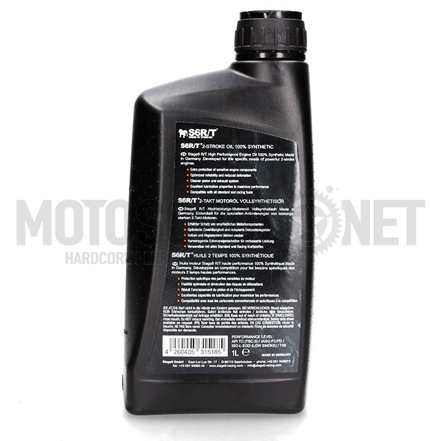 Aceite mezcla 2T 1L Stage6 R/T MK2 sintético Sku:S6-0212 /s/6/s6-0212_02.jpg