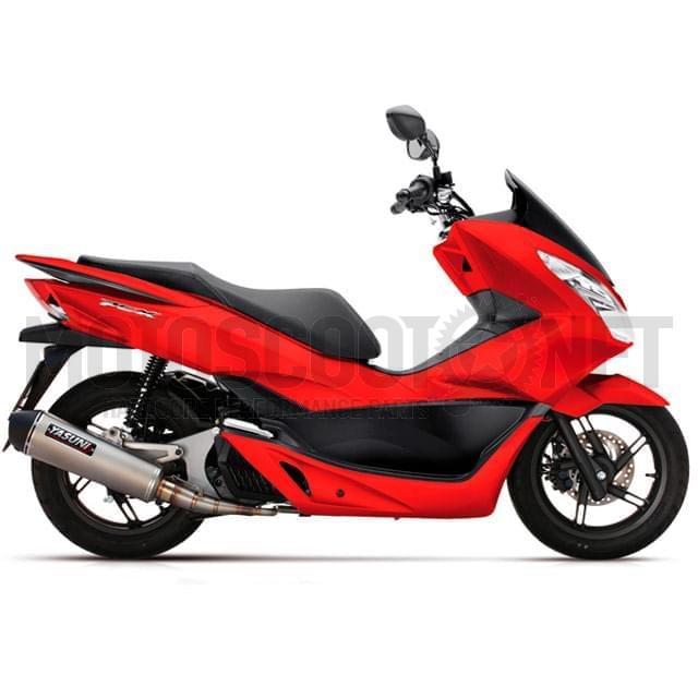 Escape Honda 125 Scoopy Sh  Pcx  U0026gt 2013 Homologado Ce Yasuni 4t