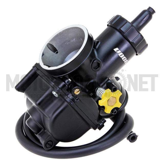 Carburador VOCA Racing PB 28mm V2 campana redonda ideal Pitbike 4T Sku:VCR-RD13PB.28.V2 /v/c/vcr-rd13pb.28.v2.jpg