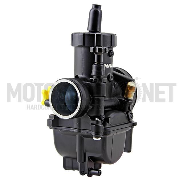 Carburador VOCA Racing PB 28mm V2 campana redonda ideal Pitbike 4T Sku:VCR-RD13PB.28.V2 /v/c/vcr-rd13pb.28_v2.jpg