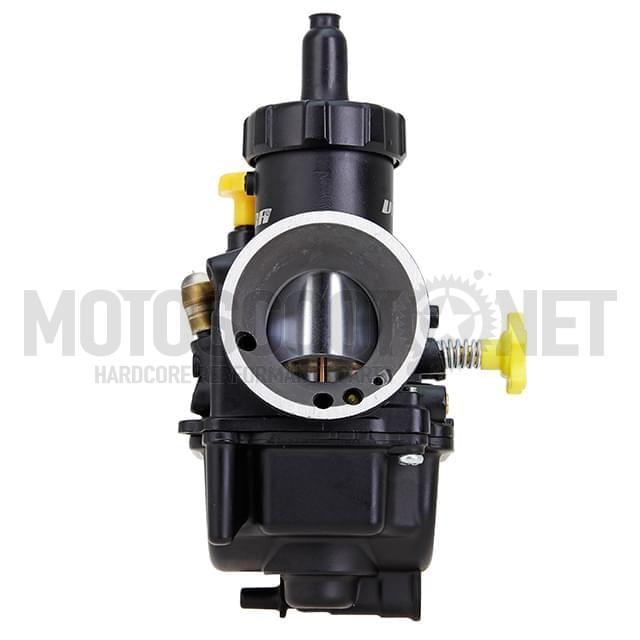 Carburador VOCA Racing PB 28mm V2 campana redonda ideal Pitbike 4T Sku:VCR-RD13PB.28.V2 /v/c/vcr-rd13pb.28_v2_01.jpg