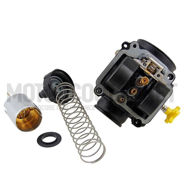 Carburador VOCA Racing PB 28mm V2 campana redonda ideal Pitbike 4T Sku:VCR-RD13PB.28.V2 /v/c/vcr-rd13pb.28_v2_04_1.jpg