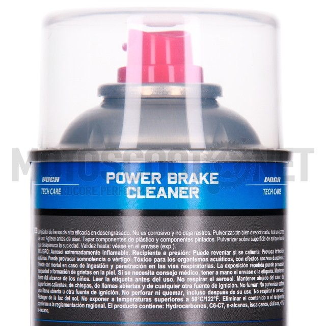 Limpiador de frenos spray 400ml Voca Brake Cleaner Sku:VCR-TC-BRAKE /v/c/vcr-tc-brake_02.jpg