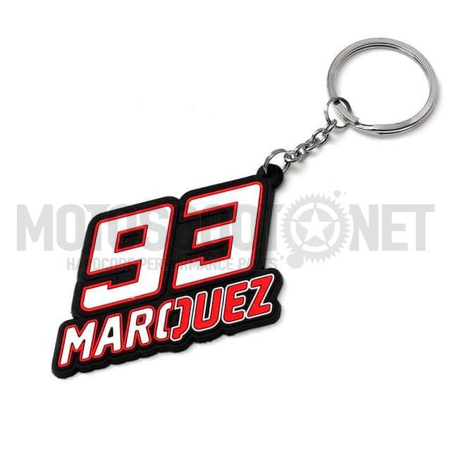 Llavero Marc Márquez 93 ref:104206