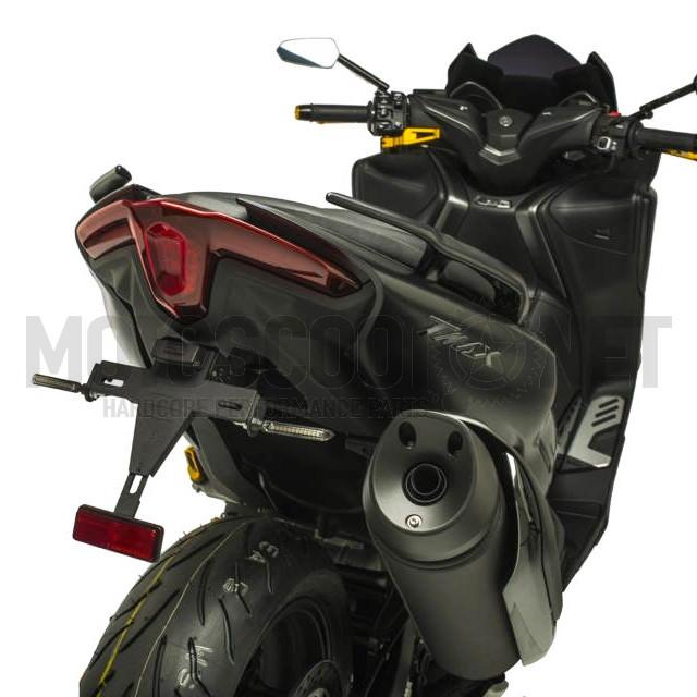 Portamatricula regulable Yamaha T-Max 560 2020 Puig