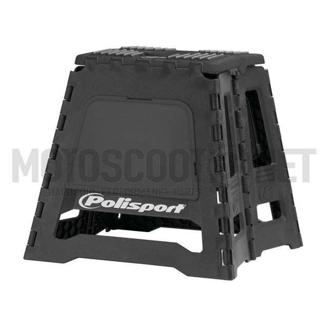 Caballete plegable Off-Road Polisport negro ref: 8981500007