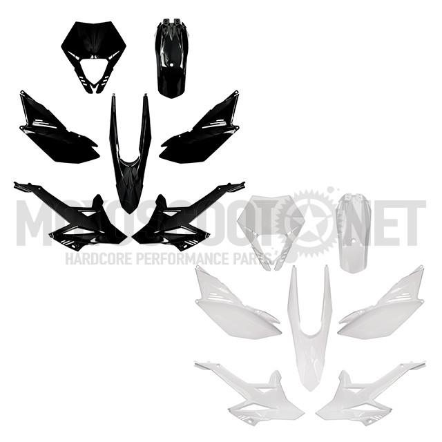Carenados Beta RR 50 >12 8 piezas inyeción AllPro