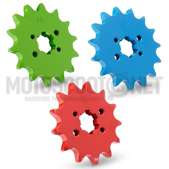 Piñón Derbi EBE050-D50B0 420 Allpro - Colores