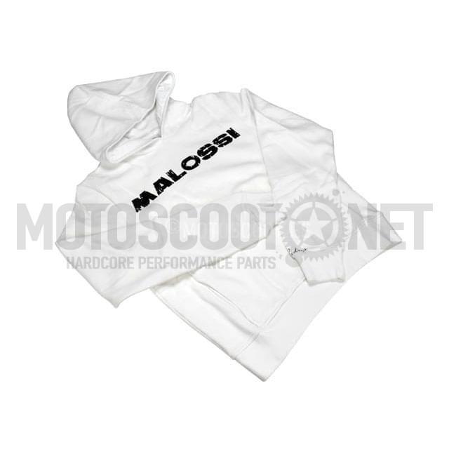 Jersey Malossi Logotype Blanco