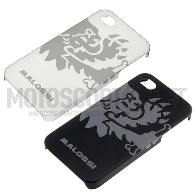 """Cover I-Phone 4-4S Malossi """"LEÓN"""" - elige color"""