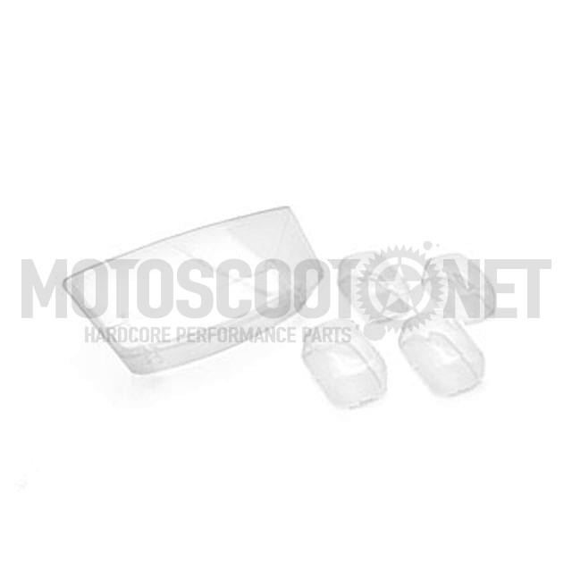 "Tulipas para intermitentes y luz trasera ""Lexus Style"" MBK XLIMIT"