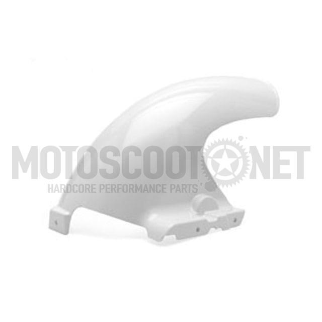 """TNT Guardabarros delantera """"Faco"""" MBK Booster/Yamaha BW's - blanco/ no lacado"""