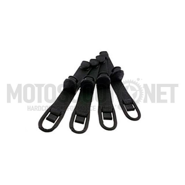 Kit abrazaderas de goma para opticas / bifaros TNT ref: 448192