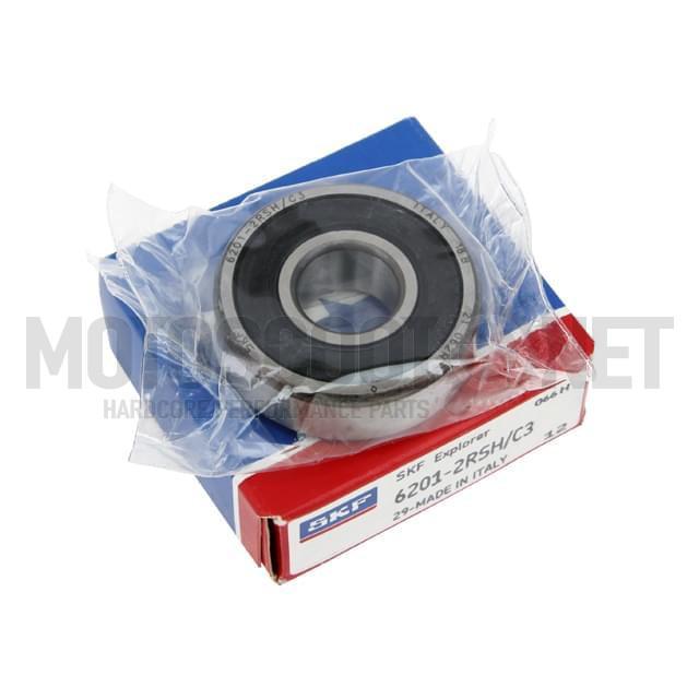 Cojinete de rueda SKF 32.00x12.00x10.00, Para Honda SH 125/150 todas, Kymco Like, Kymco Agility, Burgman, etc…