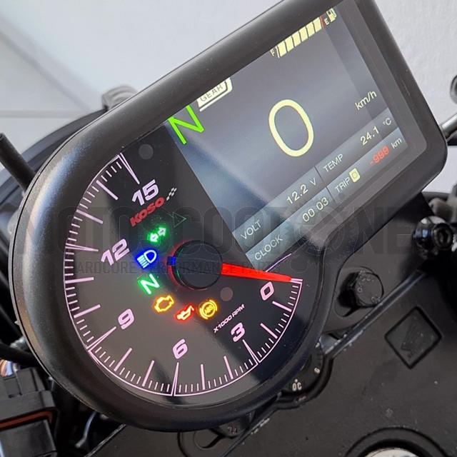 BA071000 Marcador completo RX-3 TFT Koso pantalla LCD A