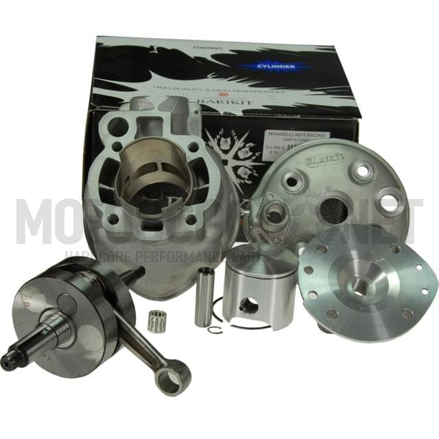 Kit Barikit Racing Plus BRK carrera 43  Derbi Senda/GPR (nuevo motor Piaggio) 80cc