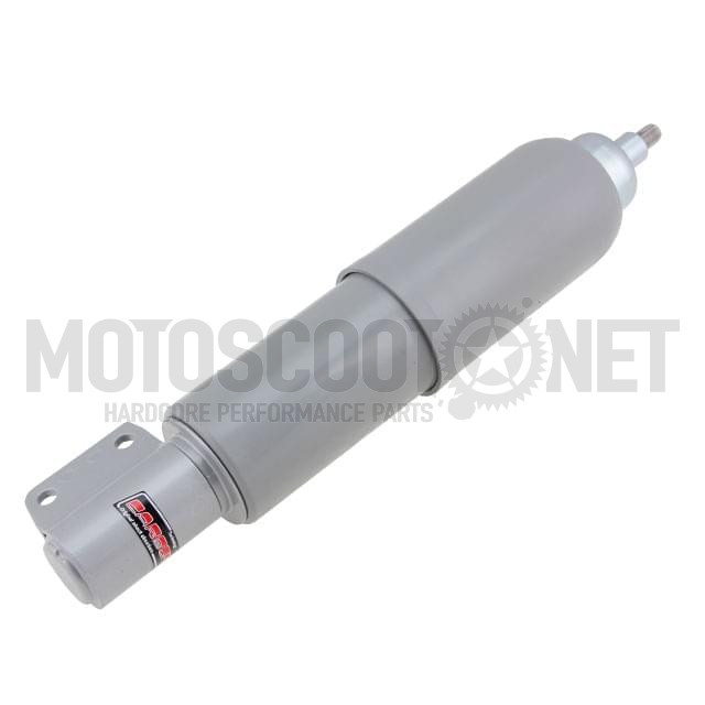 "Amortiguador delantero Carbone ""Original"", gris, Vespa PX 125/150/200, T5"
