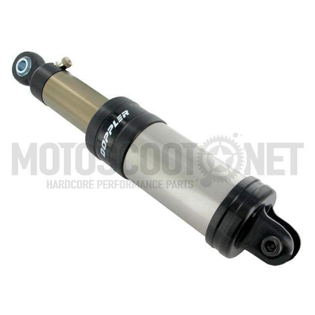 Amortiguador Doppler RACING, MBK Nitro/Yamaha Aerox, Jog LC (275mm) - negro