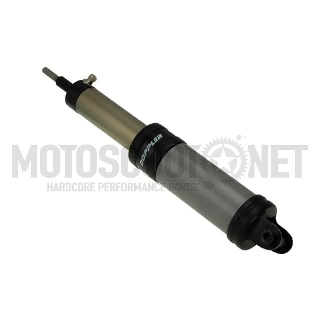 Amortiguador Doppler RACING, Piaggio NRG / TPH (330mm) - negro
