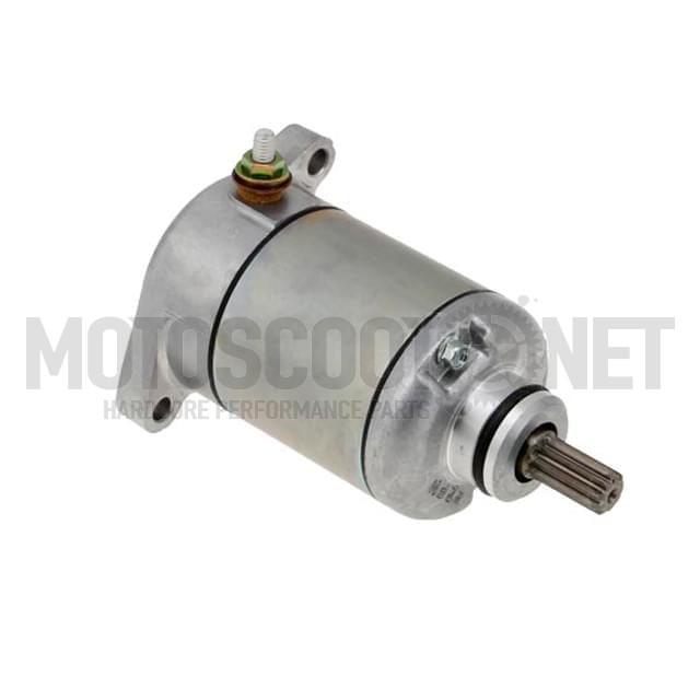 Motor de arranque, 12V 0,45Kw, Motor Piaggio Leader 125/150/200cc