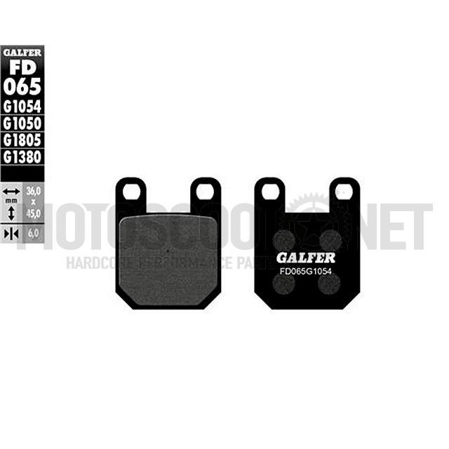 Pastillas de freno Galfer Derbi Senda R DRD Semi-Metal