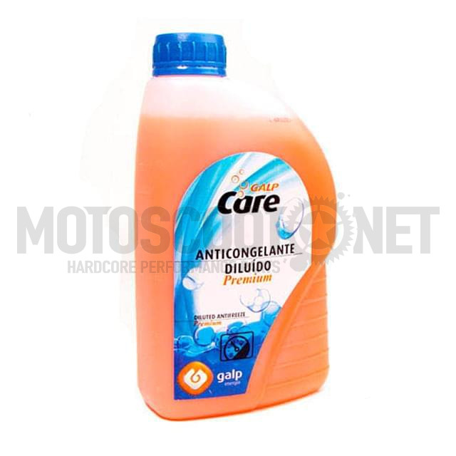Liquido refrigerante anticongelante GALP 1L