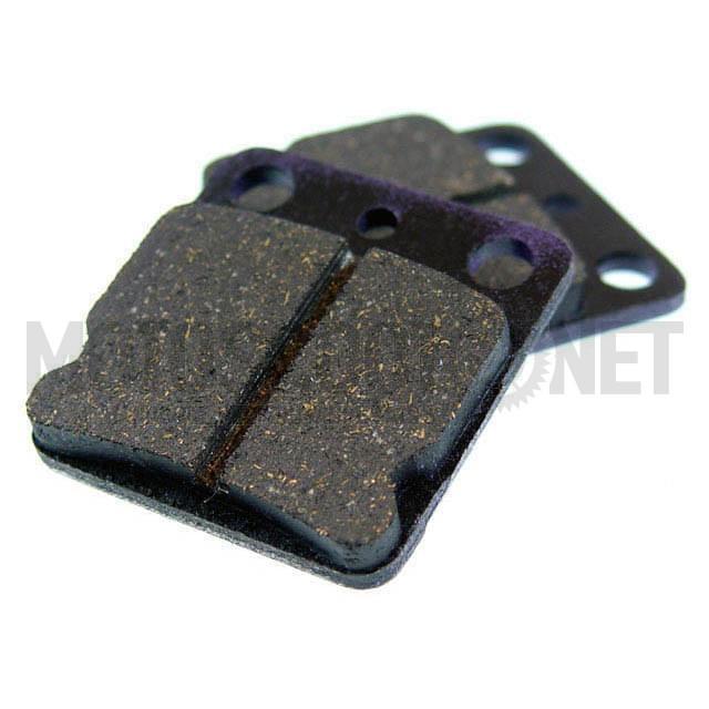 Pastilla de Freno (Set) Galfer Semi-Metall, S15 (FD095G1651)