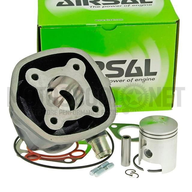 Cilindro Minarelli horizontal LC 50cc Airsal Iron Sport