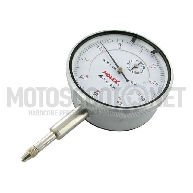 Reloj HOLEX 10/58 (d.8mm), puesta a punto rotor, sin soporte