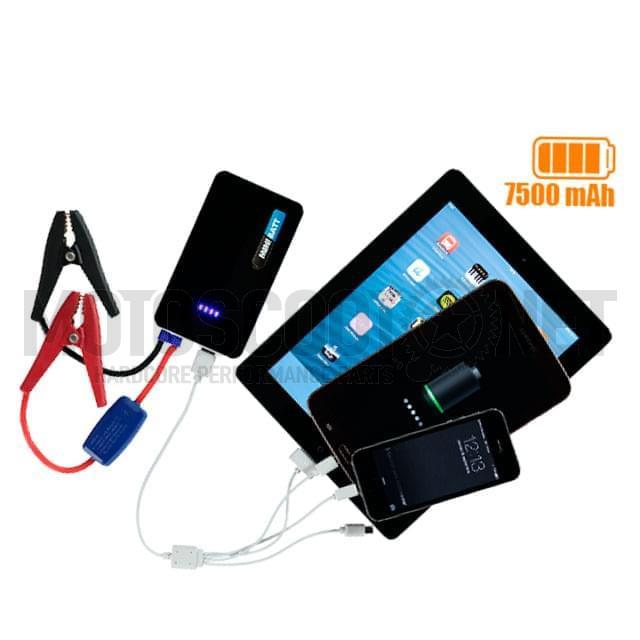 Arrancador de batería MiniBatt Pocket 7.500mAh ref: MINIBATT-POCKET