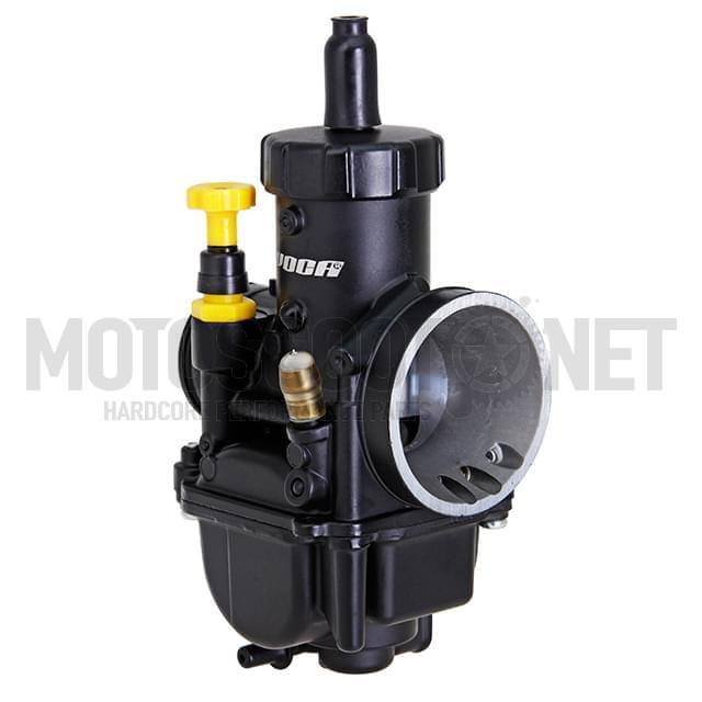 Carburador VOCA Racing PB 28mm V2 campana redonda ideal Pitbike 4T