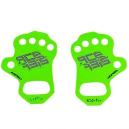 Protectores de palmas verdes Acerbis Talla L/XL