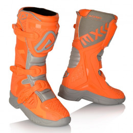 Botas Off-Road Junior Acerbis X-Team Naranja